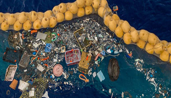 Ocean CleanUp per pulire gli oceani funziona e sta catturando tonnellate di plastica