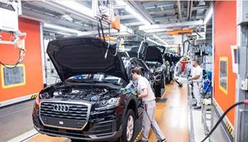Audi taglierà fino a 9.500 posti di lavoro entro il 2025