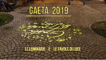 """Gaeta """"Le Luminarie"""" e """"Le Favole di Luce"""""""