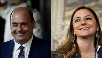 Zingaretti, Lombardi e la politica nazionale appesa agli interessi della Regione Lazio (e alla legge Bonafede)