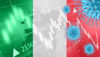 Prometeia, nel 2020 -6,5% PIL Italia. Giù la fiducia di famiglie e imprese