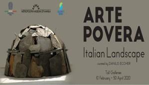 Manila, prorogata la mostra Arte Povera. Italian Landscape