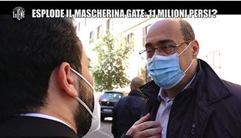 """Regione Lazio e mascherina gate: spunta un altro preventivo """"fantasma"""" e chi ha segnalato la ditta sotto accusa"""