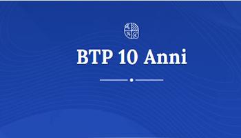 Tesoro, in arrivo BTP a 10 anni