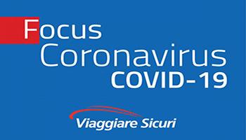 Focus Coronavirus – | Unità di Crisi
