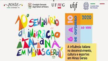 10º Seminario Immigrazione Italiana Nel Minas Gerais