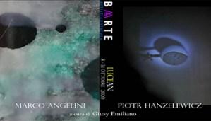 Marco Angelini_Piotr Hanzelewicz | Lucean | Borghini Arte Contemporanea