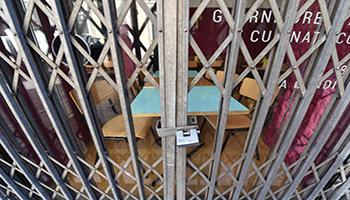Covid: Istat, 73.000 imprese chiuse, 17.000 non riapriranno