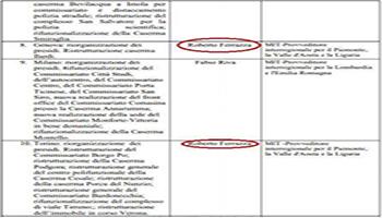 Roberto Ferrazza, indagato per il Morandi, il Governo lo indica tra i commissari delle opere