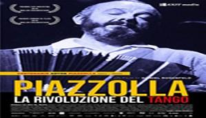 """L'Ambasciata Argentina ed Exit Media presentano il film """"Piazzolla, la Rivoluzione del Tango""""_Centenario Piazzolla"""