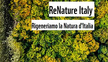 ReNaturaly: Rigeneriamo la Natura d'Italia