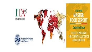 ITA: Master Food Export