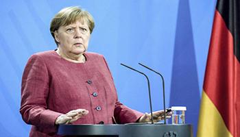 """Merkel all'Oms: """"Dobbiamo prepararci per la prossima pandemia"""""""
