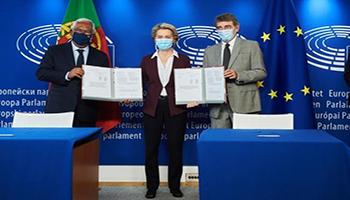 L'UE dà il via libera al certificato COVID digitale UE