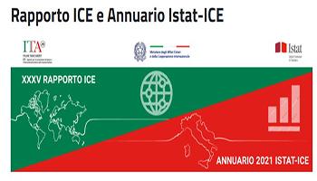 Rapporto ICE e Annuario Istat-ICE