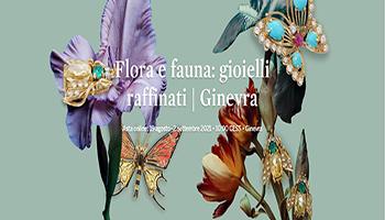 Sotheby's: Flora e fauna: gioielli raffinati | Ginevra
