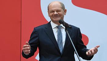 """Elezioni Germania, Spd primo partito. Scholz: """"Volontà elettori chiara"""""""
