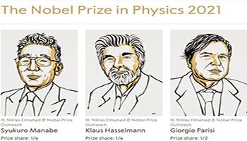 Nobel per la fisica a Giorgio Parisi per gli studi sui sistemi complessi
