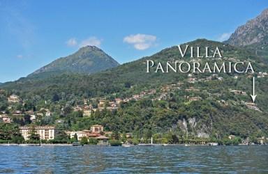 menaggio villa panoramica