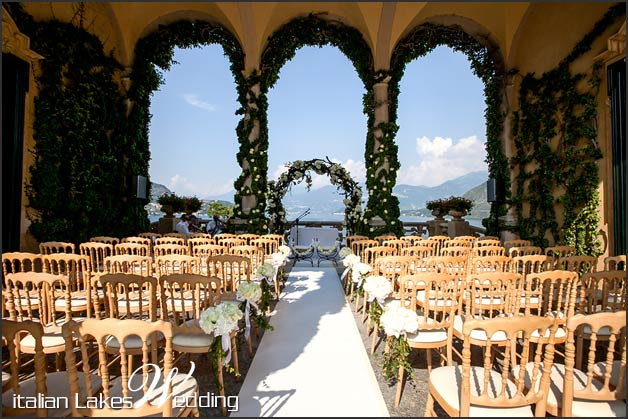 From New York To Lake Como A Luxury Wedding At Villa Del