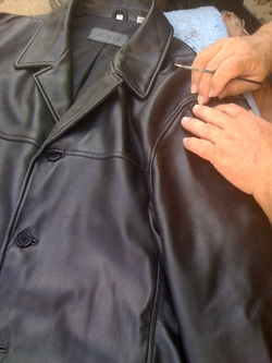 office chair repair futuristic leather jacket - the specialist