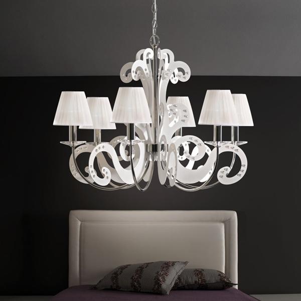Lampadari Moderni Idee Fantasiose e di Design per la Casa