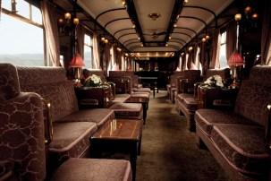 Luxury vintage interiors