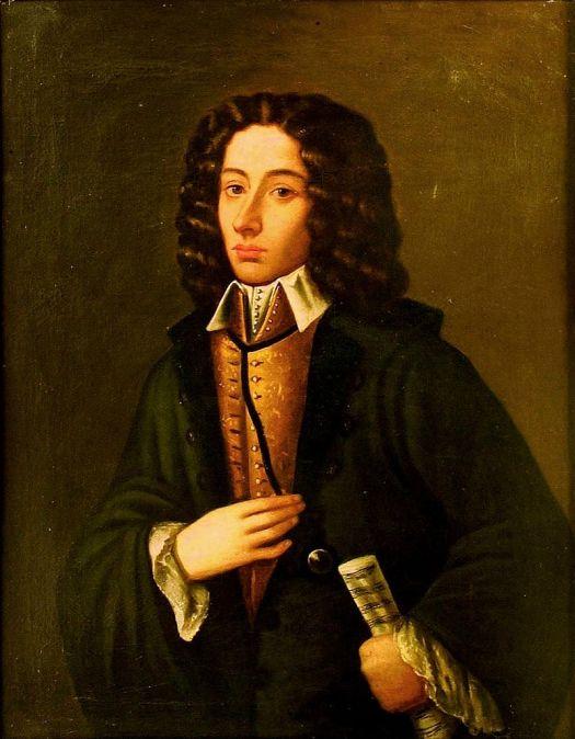 Ritratto di Giambattista Pergolesi