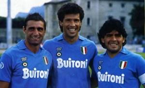 MaGiCa, il trio delle meraviglie dello scudetto 1987