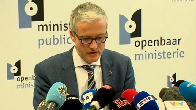 Fréderic VanLeeuw procuratore federale di Bruxelles