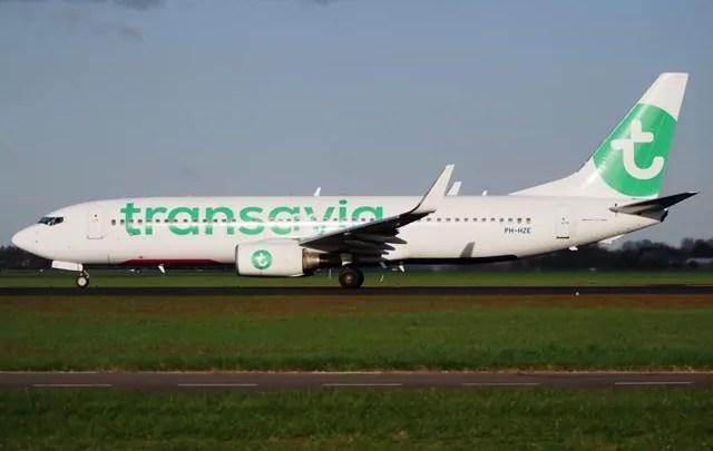 Transavia Boeing 737-800 (Ph. Alf van Beem)