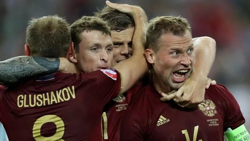 Euro2016 Inghilterra Russia