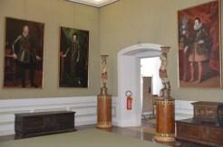 Una sala del Museo del Palazzo reale di Pisa (ph. In24/P. Russo)