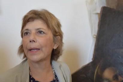 Anna Maria Macripò, direttrice del Museo del Palazzo reale di Pisa (ph. In24//P. Russo)