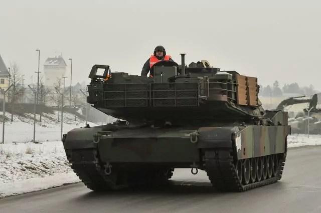 Brigata corazzata Usa Europa Nato