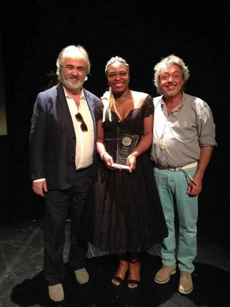 premio migliore interprete T.Verdi Pisa