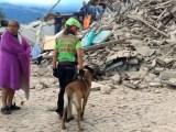 Terremoto Amatrice soccorso alpino