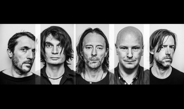 Radiohead official picture 2016