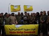 Forze democratiche siriane offensiva su raqqa