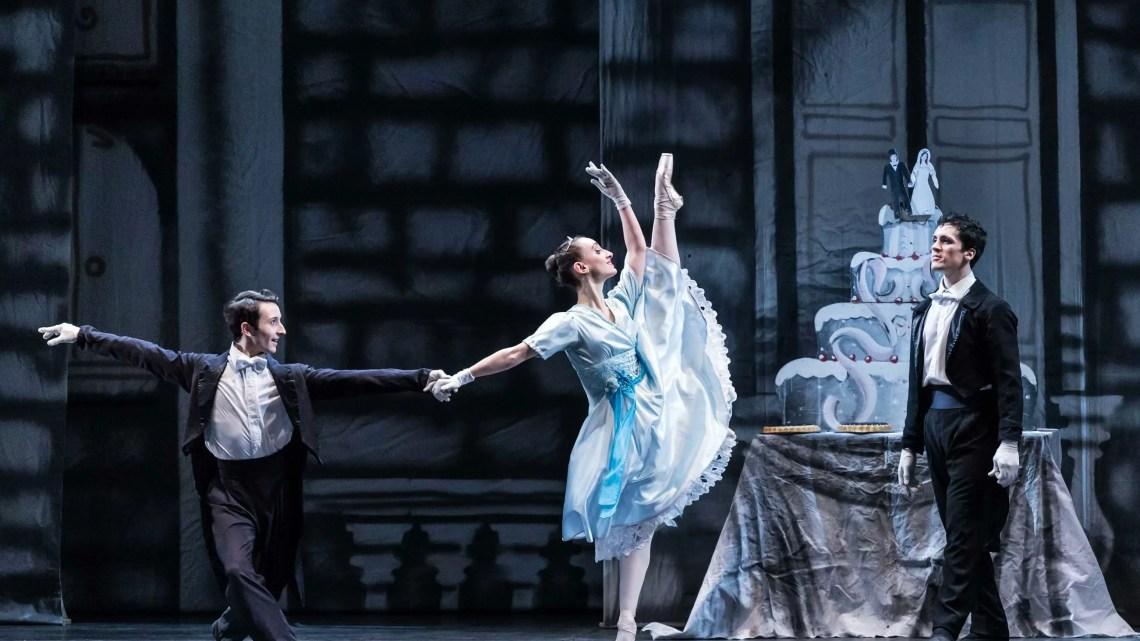 Il 22 dicembre la bella addormentata apre la stagione al Teatro di Pisa (ph. Teatro di Pisa).