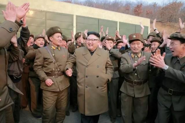 Usa e Nord Corea Kim Jong Un