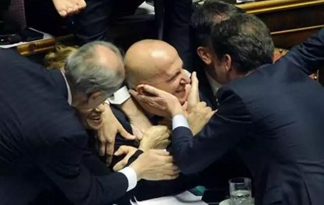 Minzolini decadenza voto senato
