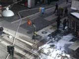Terrorismo attentato Stoccolma Svezia