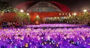 Via della seta, la sede del Belt and Road Forum di Pechino (ph. Xinhua).