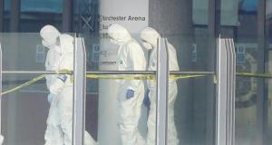 investigatori Manchester Arena Gran Bretagna 23 maggio 2017 Reuters Andrew Yates