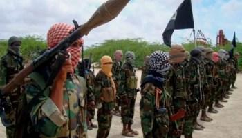 Somalia Al Shabaab miliziani Usa Navy