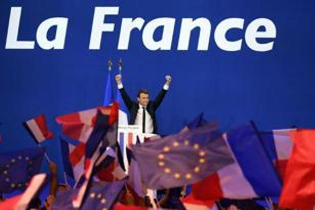Francia elezioni Macron