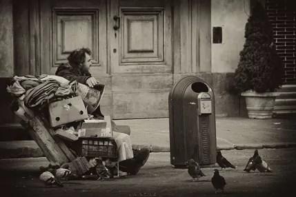 Povertà assoluta, in Toscana affligge più del 3 per cento delle famiglie (ph. Emanuele Fumanti).