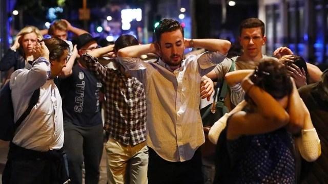 Terrorismo Londra 3 giugno 2017