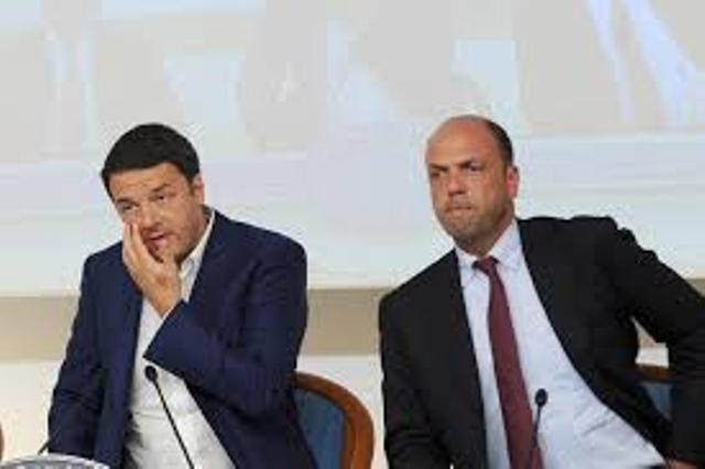 elezioni reginoali siilia renzi alfano